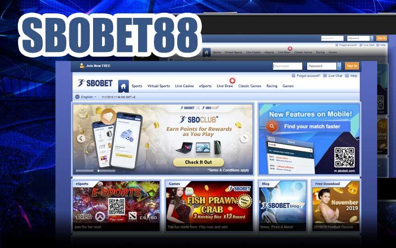 judi sbobet88 online